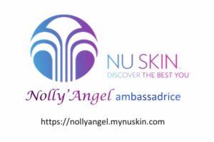 Nolly'Angel ambassadrice Nu SKIN